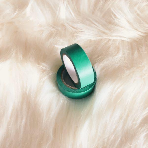 Washi tape groen